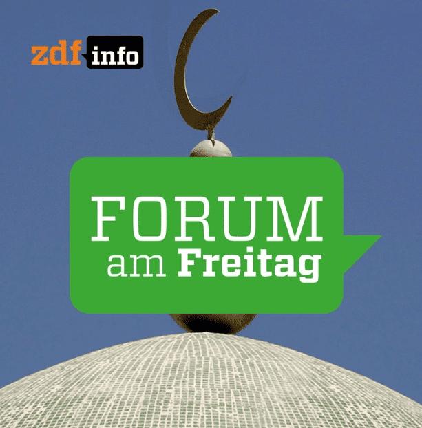 ZDF Forum am Freitag